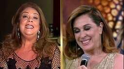 Irmã de Cláudia Raia fala sobre a infância da atriz