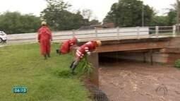 Bombeiros alertam para riscos de afogamentos em rios e córregos de MS