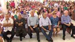Serra do Machado, em Ribeirópolis, recebe visitantes para a festa do Padroeiro