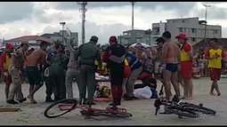 Mais um banhista morreu afogado no litoral do Paraná