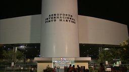 Aeroporto de Fortaleza tem terceira pior avaliação do país, diz ministério
