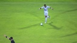 Confira lances de Henrique Dourado na partida contra o Criciúma pela Primeria Liga