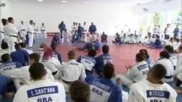 De volta aos treinos, judocas brasileiros tentam se adaptar às novas regras da modalidade