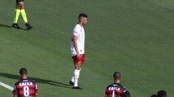 O gol de Atlético-GO 0 x 1 Vila Nova pelo Campeonato Goiano