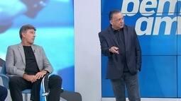 Renato Gaúcho fala sobre a estátua que pediu à diretoria do Grêmio