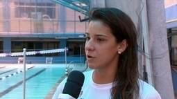 Joanna Maranhão se prepara para o quinto ciclo olímpico e pensa em maratona