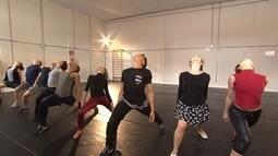 Companhia Sesc de Dança completa quatro anos em 2017