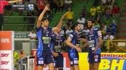 Melhores momentos: Montes Claros 1 x 3 Taubaté pela Superliga de vôlei masculino