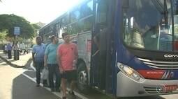 Funcionários da Viação Piracema continuam em greve nesta quinta-feira