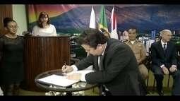 Novo presidente da Associação Comercial de Governador Valadares toma posse