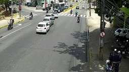 Giro à esquerda passa a ser proibido na Avenida Norte