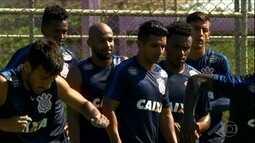 Arana vai ser titular no jogo do Corinthians contra o Audax