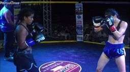Partiu acompanha 7ª edição do GCF e mostra lutas no octógono em Cruz