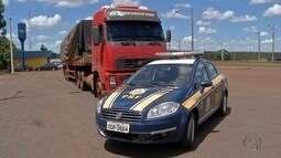PRF apreende 2,5 toneladas de maconha na região de Caarapó