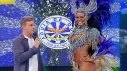Vanessa Alves é a segunda finalista do 'Musas do Carnaval'