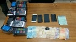 Grupo de jovens invade shopping, furta celulares e é detido em Rio Preto