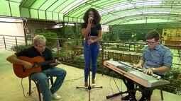 Mylena Jardim mostra a voz potente que emocionou todo Brasil