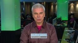 """Maurício Saraiva, sobre Internacional: """"Há quem cogite que deve trocar de treinador"""""""