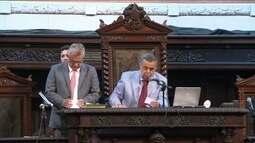 Assembleia Legislativa do Rio de Janeiro aprova a privatização da Cedae