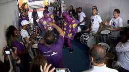 É lançada campanha de combate à aids para o carnaval