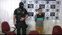 Polícia prende suspeito de atirar em policial civil