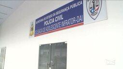 Adolescente suspeito de estuprar capitã do Corpo de Bombeiros é apreendido, em São Luís