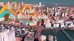 TV Sergipe transmite o desfile do Galo da Madrugada neste sábado, 25