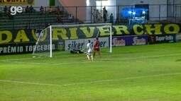 Os gols de River-PI 2 x 2 IV de Julho pela quarta rodada do Campeonato Piauiense