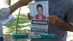 CETV realiza mutirão em busca de pessoas desaparecidas