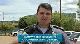 Esquema de policiamento especial no carnaval começa amanhã