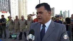 Secretário de Defesa Social e chefes da polícia falam sobre segurança no carnaval de PE