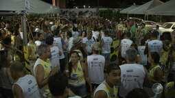 Bloco ''Folia em Rede'' anima colaboradores e familiares da Rede Bahia