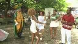 Escolas de samba de Joinville se preparam para o carnaval