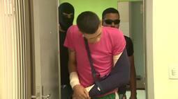 Jovem é preso suspeito de cometer ao menos quatro assaltos no Acre