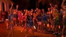 Carnaval em Ilha Solteira reúne milhares de estudantes