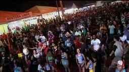 Festa de carnaval anima moradores e visitantes de Porangatu, GO