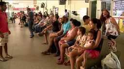 Rodoviária de Linhares, Norte do ES, tem movimento intenso