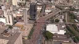 Então, Brilha! lota as ruas de Belo Horizonte em manhã cheia de blocos