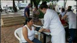 Mutirão de saúde oferece exames à população em Itararé