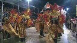 Escolas de samba de Franca se preparam para primeira noite de desfiles