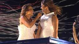 Daniela Mercury se 'casa' novamente em cima do trio elétrico