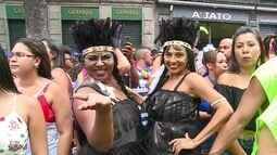 Bola Preta faz 99 anos no carnaval do Rio