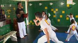 Projeto de capoeira em Assis Chateaubriand incentiva o esporte e revela talentos
