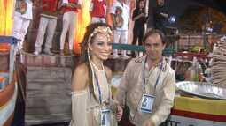 Coreógrafos da Grande Rio dizem que Ivete vem no início do desfile