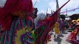 Olinda recebe encontro de grupos de maracatu rural criado por Mestre Salustiano