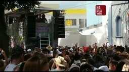 Bloco da Maricota agita as ruas de Tremembé, no interior de São Paulo