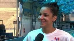 Joanna Maranhão fará estreia na maratona aquática no dia 19 de março