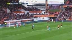 Os gols de Lorient 1 x 4 Olympique de Marselha pelo Campeonato Francês