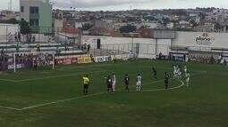 Gol do Central contra o Belo Jardim