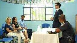 Envolvimento de menores com a criminalidade é tema de reunião em Resende, RJ